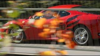 Jazda za kierownicą Ferrari F430 – Tor Kamień Śląski video