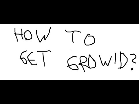 How to register to GROWTOPIA (get grow id) and how to create your 1'st world!! [] HAKU