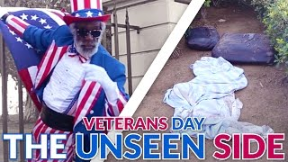 Veterans Day: The Unseen Side