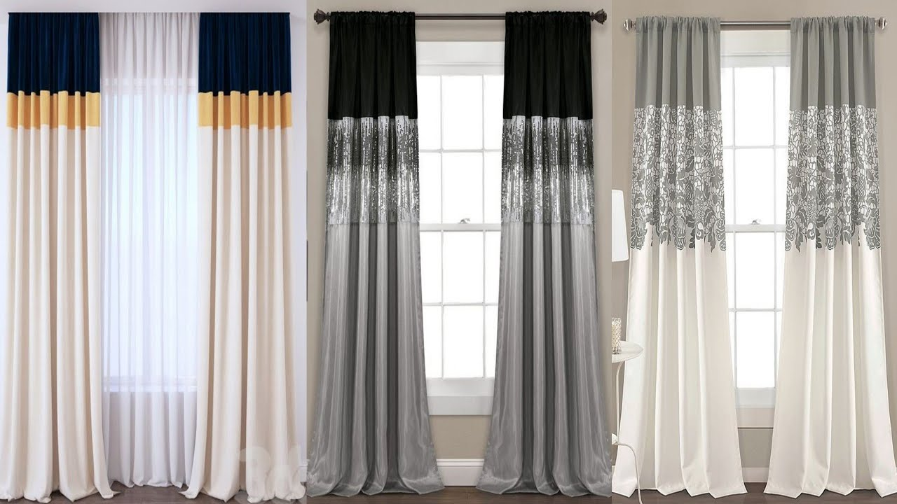 200 Modern Curtain Designs For Living Room 2021 Window Curtains Ideas For Home Interiors Youtube