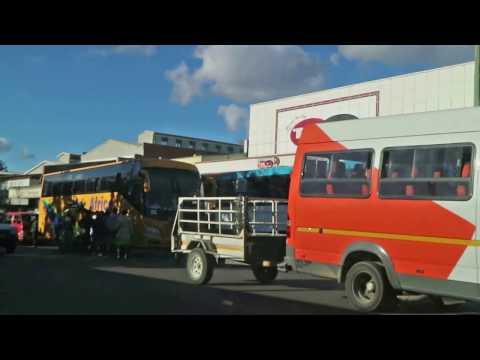 Lobengula Street, Downtown Bulawayo