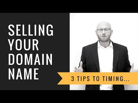 Selling Your Domain Name:  How Long Should It Take?