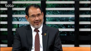 بامداد خوش - ورزشگاه - صحبت های محمد هاشم کریمی در مورد حضور ورزشکاران افغانستان در بازی های آسیایی