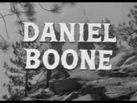 daniel boone theme song se youtube