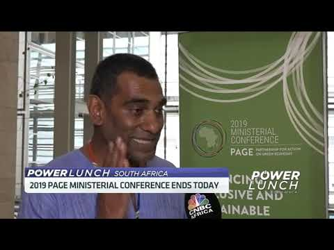 Amnesty International's Kumi Naidoo calls for urgent action to address climate problems