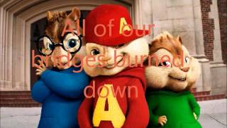 Payphone Maroon 5 feat Wiz Khalifa Alvin And The Chipmunks
