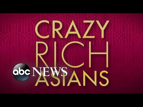 Crazy Rich Asians stars, author on making the film, Asian-American representation