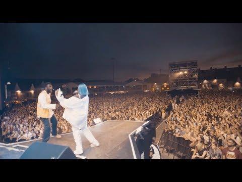 Youtube: COELY: Behind The Scenes #5 (Lokerse Feesten, Belgium)