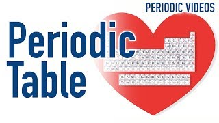 We ❤️ The Periodic Table