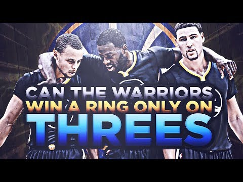 WHAT IF THE GOLDEN STATE WARRIORS COULD ONLY SHOOT THREES?