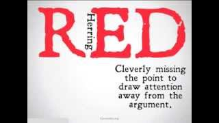 Red Herring (Logical Fallacy)