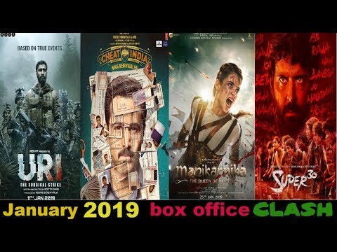 6 Upcoming Bollywood Movies in January 2019 | Biggest Clash of 2019 Mp3