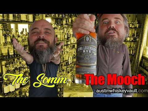 Whiskey Review: Iowa Legendary Rye Whiskey Small Batch and Private Reserve