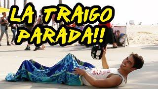 LA TRAIGO PARADA!! | Experimento Social | Bromas Pesadas en la Calle | Prank | Luan Palomera