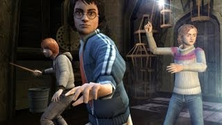 Harry Potter i Czara Ognia - Gameplay PL