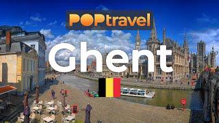 Walking in GHENT / Belgium 🇧🇪
