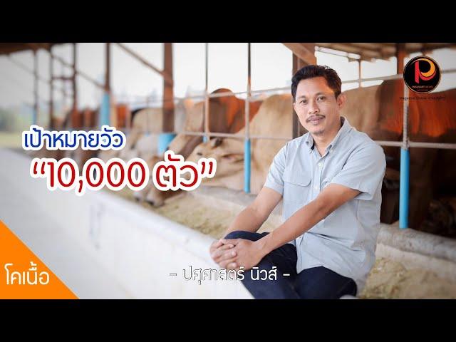อดิศรฟาร์ม เพชรบุรี เป้าหมายผลิตวัวคุณภาพ 10,000 ตัว พร้อมสร้างเครือข่ายทั่วประเทศ - ปศุศาสตร์ นิวส์