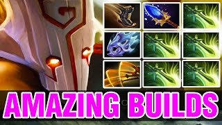 BRILLIANT BUILD !! - Amazing Builds vol 133 - JUGGERNAUT WITH 5 BUTTERFLIES ! - Dota 2