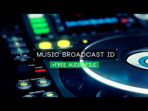Music Broadcast ID TV Spot — After Effects project