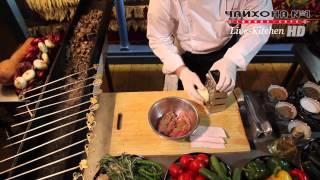 Уч панжа из телятины