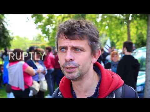 France: Demo calls for independence of French region of Brittany