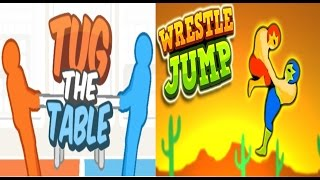 Tug The Table/Wrestle Jump/YisusGamer Con Jose Alejandro
