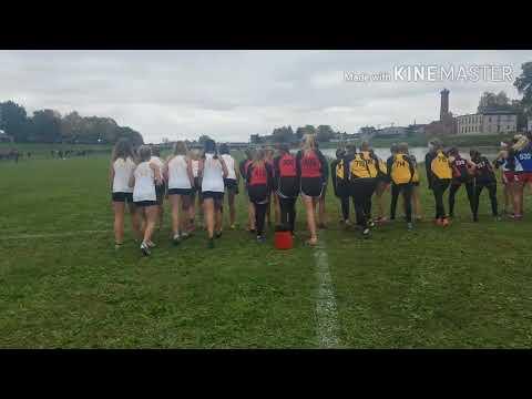 Girls Regional XC Meet