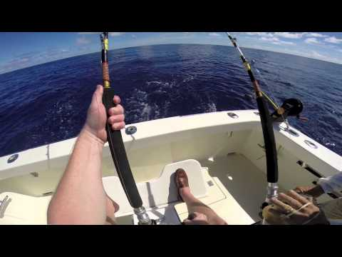 GoPro HD Bermuda Offshore Wahoo Fishing