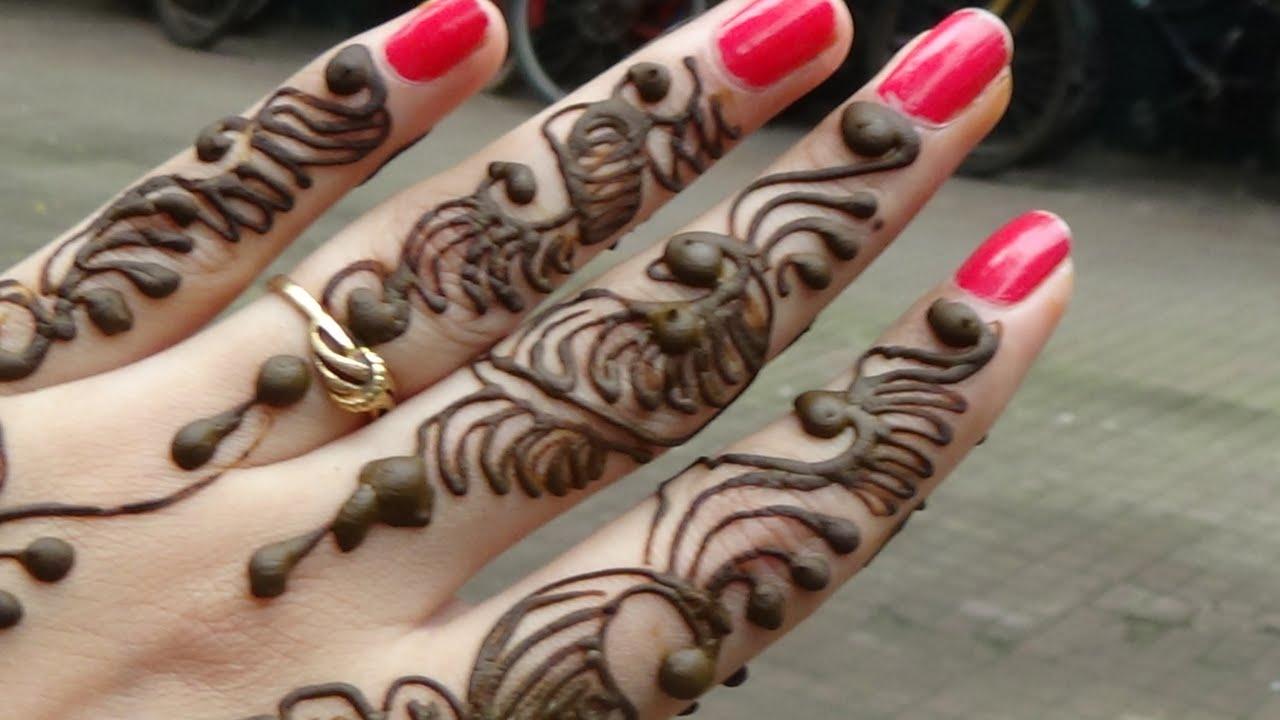 Bridal mehndi 2013 - Mehendi Tutorial Indian Indo Arabic Festival Henna Mehndi New Bridal Mehendi 2013 Youtube