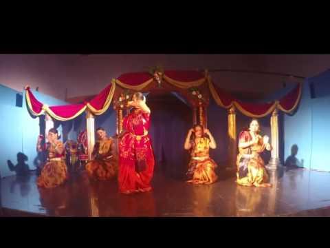 Shapmochan (Tagore Dance Drama) - by Aikatan, Bangalore