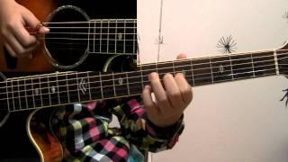 "Kangho Lee-""Twilight""- Guitar Lesson Part 1"