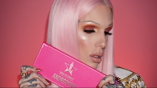 ANDROGYNY EYESHADOW PALETTE REVEAL! | Jeffree Star Cosmetics