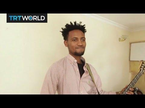 Ethiopian rock band breaking barriers in Africa