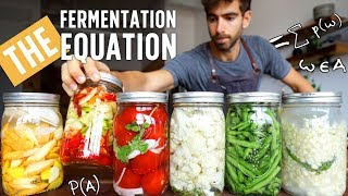 The Complete Guide t๐ Fermenting Every Single Vegetable