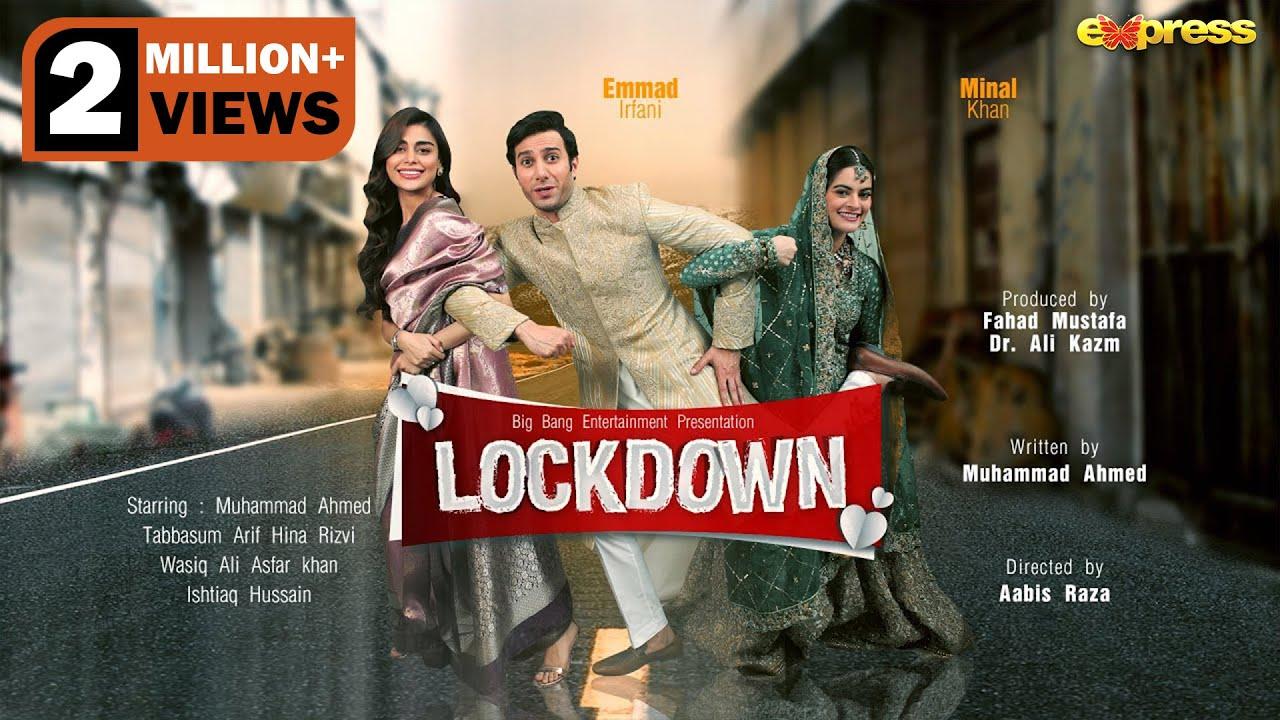 Download Lockdown  -Telefilm | Aik Aur Story | Emmad Irfani, Minal Khan, Sadaf Shahroze | TA2O | Express TV