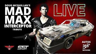 MAD MAX MOVIE CAR: ( LIVE INTERVIEW )