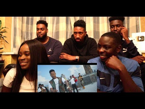 Nasty C Ft. A$AP Ferg - King ( REACTION VIDEO ) || @Nasty_CSA  @ASAPferg