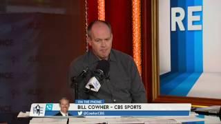 NFL Today on CBS Analyst Bill Cowher on Dak Prescott & The Cowboys - 10/19/16