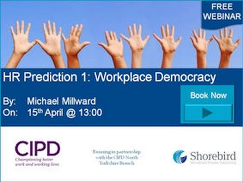 HR Prediction - Workplace Democracy