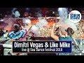 Sea Dance 2018 | Dimitri Vegas & Like Mike Live @ Addiko Main Stage by Turistička org. Budve