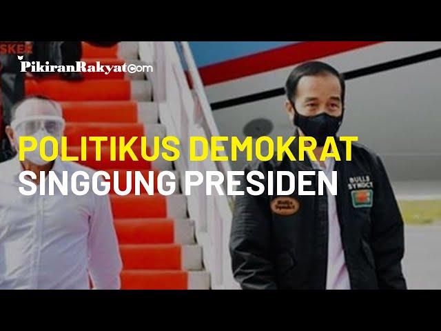 Jokowi Diduga Lempar Bantuan dari Mobil, Politikus Demokrat: Presiden Ajari Rakyat Jadi 'Pemulung'