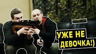 PCP винтовка EDgun Леля 2.0 Тест-драйв! [В гостях у Партизана ФК]