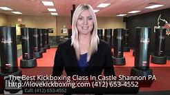Kickboxing Class Castle Shannon PA