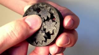 3D Printed Gear Bearing