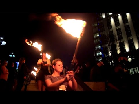 WaterFire Providence | April 28th, 2017 - Rotary International Conference