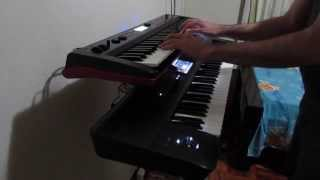 Rage - Empty Hollow - Keyboard cover