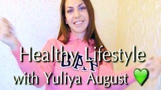 Vlog: Healthy lifestyle / Healthy food / Pilates / Здоровый образ жизни / Правильное питание