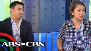 Makati mayoral bet Junjun Binay, senatorial candidate Nancy Binay   ANC