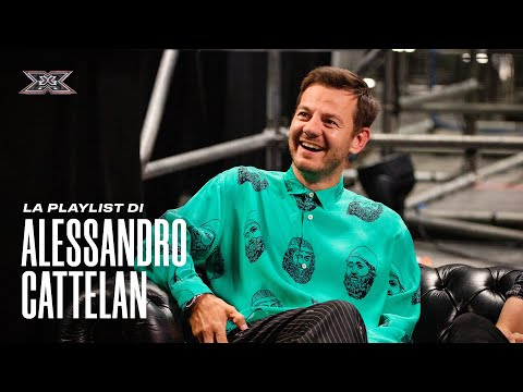 #XF2020: la playlist di Alessandro Cattelan