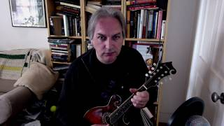 Speed The Plough (reel) on mandolin